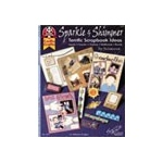 Design Originals Scrapbooking Books: Sparkle Shimmer