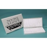 Stewart Superior Stamp Scrubbers: Double Scrubber
