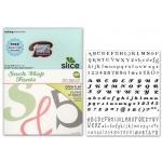 Making Memories Slice Design Card: MS+ Sock Hop