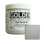Golden Pumice Gel: Fine, 8 Ounces