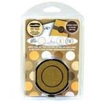 JustRite Accessories for Large Monogram Stamper Kit: 2 Color Dry Pad, 2 Sides