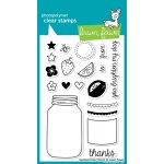 Lawn Fawn Summertime Charm Stamp Set