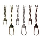 Advantus Tim Holtz Ideaology Swivel Clasps