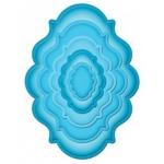 Spellbinders Nestabilities and Decorative Elements: Labels Twenty