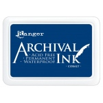 Ranger Archival Ink Pads: Cobalt
