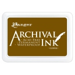 Ranger Archival Ink Pads: Coffee