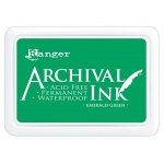 Ranger Archival Ink Pads: Emerald Green