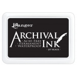 Ranger Archival Ink Pads: Jet Black