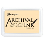 Ranger Archival Ink Pads: Pale Ochre
