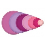 Spellbinders Nestabilities Individual Sets: Standard Circles, Large