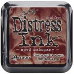 Ranger Distress Pads by Tim Holtz: Aged Mahogany