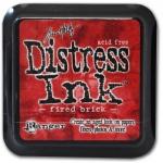 Ranger Distress Pads by Tim Holtz: Fired Brick