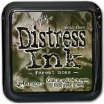 Ranger Distress Pads by Tim Holtz: Forest Moss