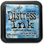 Ranger Distress Pads by Tim Holtz: Tumbled Glass