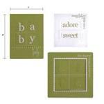 Heidi Swapp Credit Card Baby Frames