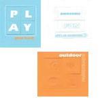 Heidi Swapp Credit Card Boy Frames