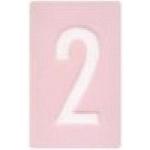Making Memories Mailbox Alphabet Perfect Pink Numbers