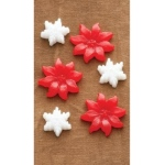 Making Memories Noel Collection Plastic Dimensional Icons