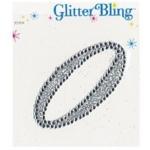 Making Memories Glitter Bling Monogram Script: 0