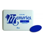 Stewart Superior Memories Dye Ink Pads: Blue
