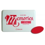 Stewart Superior Memories Dye Ink Pads: Crimson