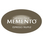 Tsukineko Memento Dew Drop: Espresso Truffle