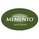Tsukineko Memento Dew Drop: Olive Grove