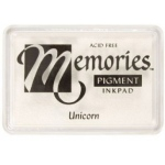 Stewart Superior Memories Ink Pad: Unicorn White