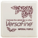 Tsukineko VersaFine 1in Cube Pads: Imperial Purple
