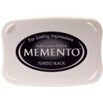 Tsukineko Memento Pads: Tuxedo Black