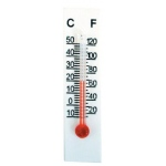 Stanislaus Imports, Inc. Tiny Thermometer: 37mm, Pack of 12