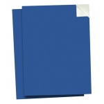 "Wallies® 9"" x 12"" Peel & Stick Chalkboard Sheets Blueprint Blue 2-Pack: 9"" x 12"", Chalkboard, (model WALL16005), price per pack"