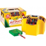 Crayola® Ultimate Crayon Case: Children's Art Kit, (model 52-0030), price per set