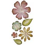 Sizzix Tim Holtz Alterations Bigz XL Die: Tattered Florals, Jumbo