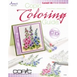 Annie's® Copic Coloring Guide™ Level 4: Fine Details; Format: Book; (model DRG701046), price per each