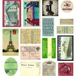 7Gypsies Mini Ephemera: Correspondence