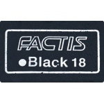 Magic Black™ Soft Erasers 18/Box; Format: Stick; Material: Rubber; Quantity: 18-Box; Type: Manual; (model GBS-18), price per 18-Box box