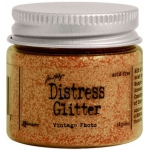 Ranger Tim Holtz Distress Glitter: Vintage Photo