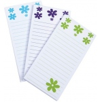 Mishu Blue 50-Sheet Notepad; Color: Blue; Format: Pad; Quantity: 50 Sheets; Type: Notepad; (model M144), price per 50 Sheets pad