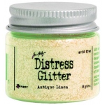 Ranger Tim Holtz Distress Glitter: Antique Linen