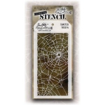 Stampers Anonymous Tim Holtz Shatter Layering Stencil