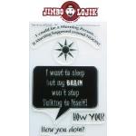 KellyCraft Jimbo Lojik Stamp: Set I