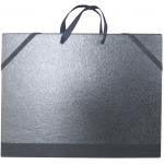 "Cachet® 9"" x 12"" Classic Plus Portfolio: Black/Gray, Polypropylene, 9"" x 12"", (model CS471320912), price per each"