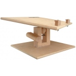 "Daler-Rowney ArtSphere Easel; Material: Wood; Size: 16 1/2"" x 11 3/4""; Type: Tabletop; (model DR802000023), price per each"