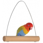 "Blue Hills Studio™ Paint Your Own Love Bird Kit: Multi, 5"", Craft Kit, (model BHS521), price per set"