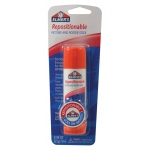 Elmer's® Repositionable All-Purpose Glue Stick .88oz; Size: .88 oz; Strength: Repositionable; (model E623), price per each