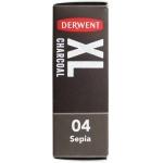 Derwent XL Charcoal Block: Sepia (04)