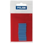 Milan® Battery Powered Eraser Blue Refills; Material: Rubber; Quantity: 12-Box; Type: Eraser Refill; (model LPM10060), price per 12-Box