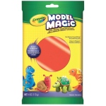 Crayola® Model Magic® 4oz Single Pack Neon Red; Color: Red/Pink; Material: Clay; Size: 4 oz; Type: Modeling Clay; (model 57-0091), price per each