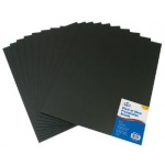 "Alvin Black On Black Presentation and Photography Presentation Board: 11"" x 14"", 10-Sheet Retail Packs"